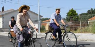 Piquenique de Bicicletas Antigas