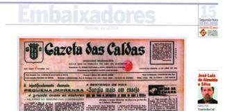 Jornal comemorativo
