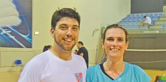 Ricardo Oliveira e Sónia Lopes