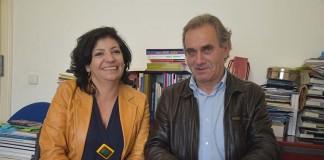 Celeste Afonso e José Pinho
