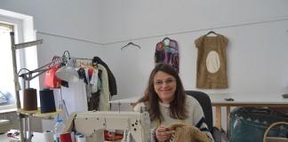 Maria José Pereira abriu o seu próprio negócio nas Caldas da Rainha