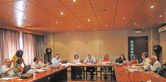 reunião do executivo municipal