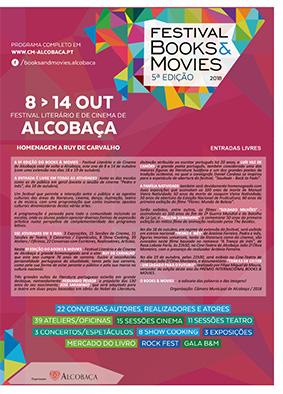 Gazeta das Caldas - Books & Movies 2018