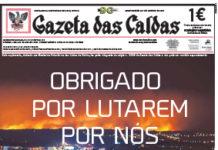 Gazeta das Caldas - Bombeiros