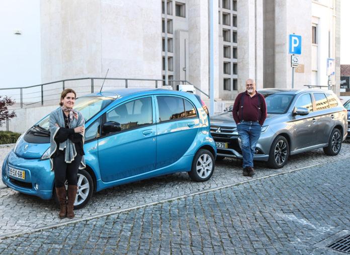Gazeta das Caldas - carros eléctricos